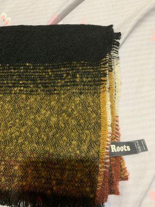 ROOTS圍巾