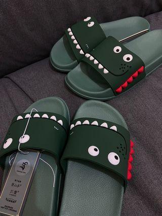 Couple Monster Slipper (Sandals)