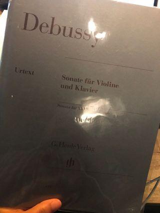Debussy二手書