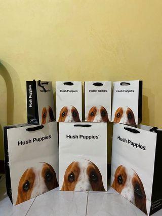 Hush Puppies Paperbag