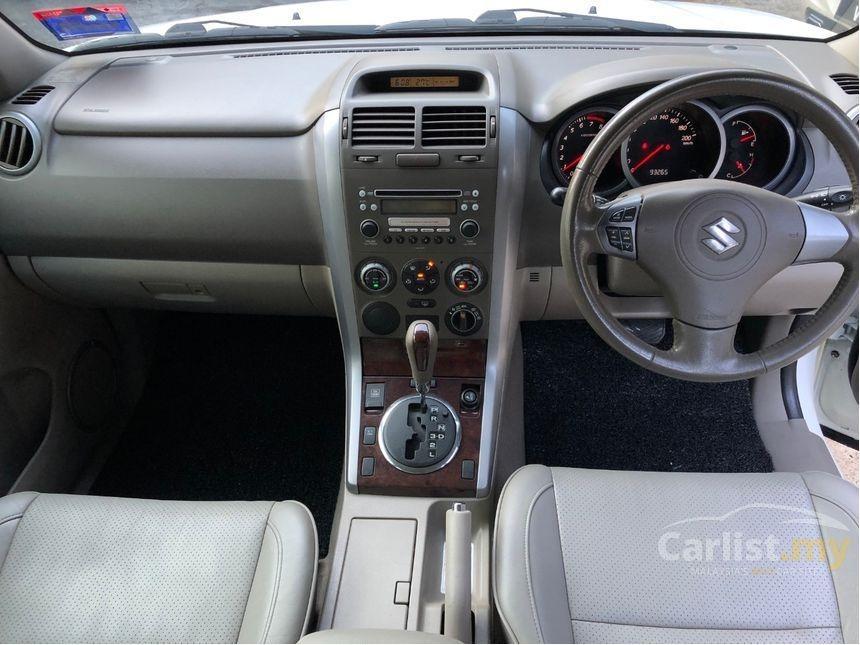 2005 Suzuki Grand Vitara 2.0 GLX (A) One Owner CBU 4WD Keyless Leather  http://wasap.my/601110315793/Vitara2015