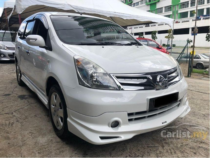 2012 Nissan Grand Livina 1.8 (A) Impul Bodykit One Owner http://wasap.my/601110315793/Livina2012