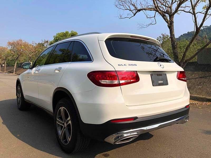 2016 Benz GLC300
