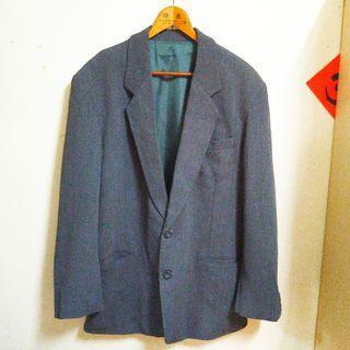古著 西裝外套 80s