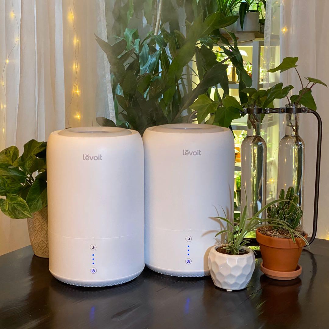 2 Recently purchased Levoit Humiditififers /Diffusers