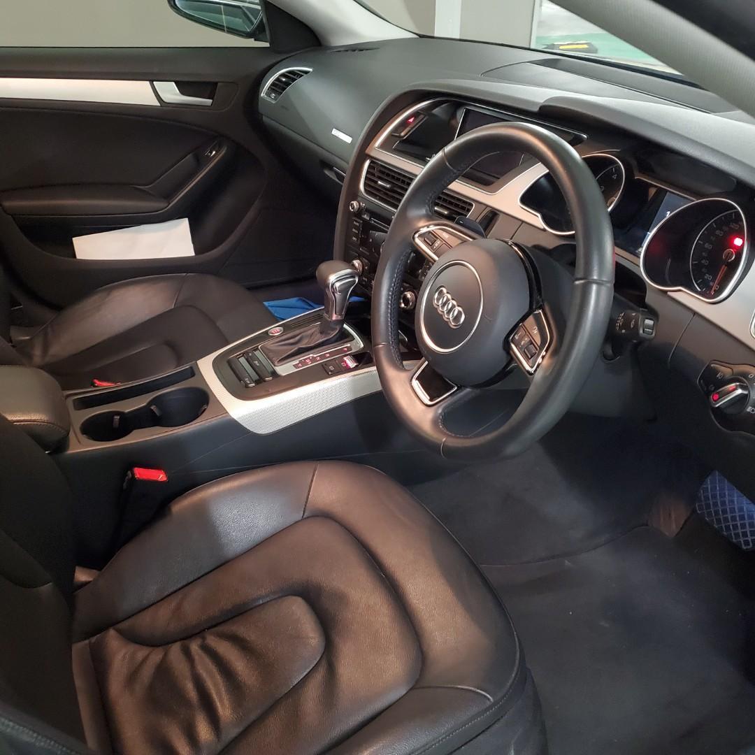 Audi A5 1.8T Sportsback Auto