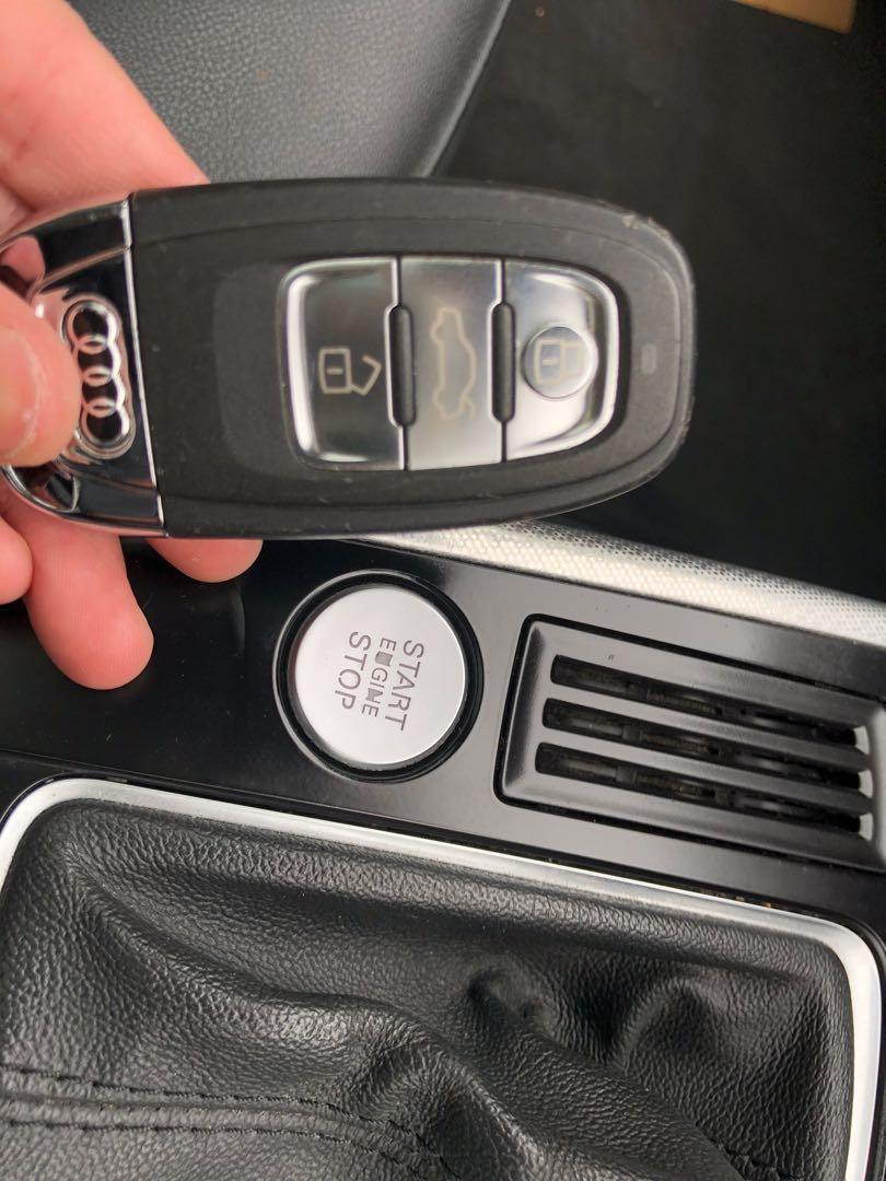 Audi A5 Coupe 2.0 TFSI quattro S tronic Sport Auto