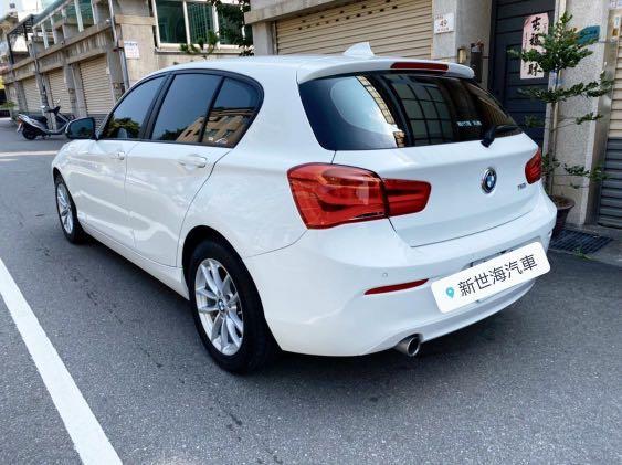 BMW 118i 總代理