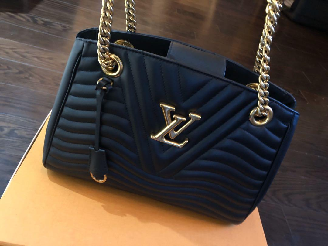 BRAND NEW - Authentic Louis Vuitton New Wave Chain Tote