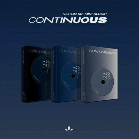 (FREE POSTAGE) VICTON - CONTINUOUS (6TH Mini Album)