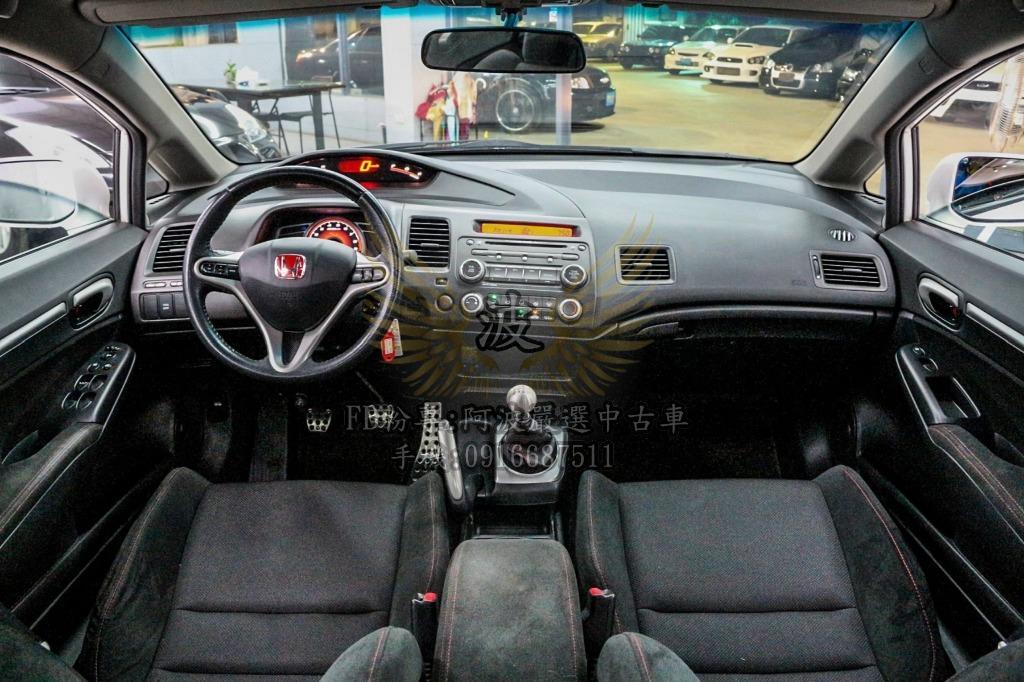 HONDA CIVIC SI 車美優質 手排