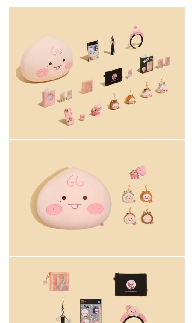 Kang Daniel X Apeach Kakao Friends 2ND Line-Up Merchandise