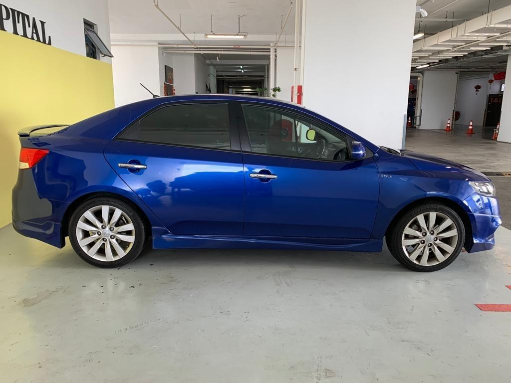 Kia Cerato Forte 1.6A No more monday blues.. We have lowered rental rates due to Coronavirus for you to travel with a peace of mind. Super Fuel efficient & Spacious. $500 Deposit driveoff immediately! whatsapp 81888616 now to reserve!!