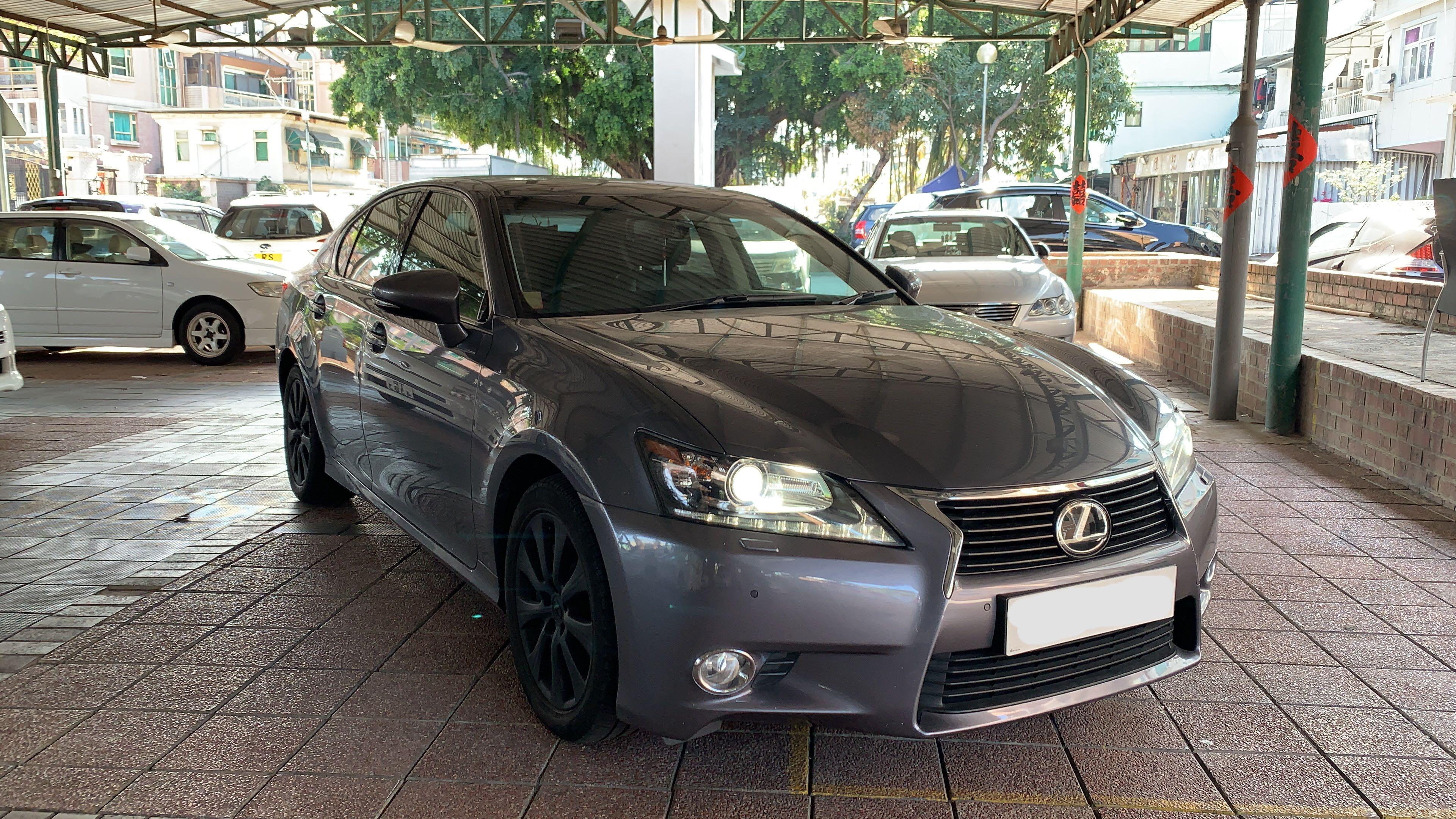 Lexus GS250 Luxury (A)