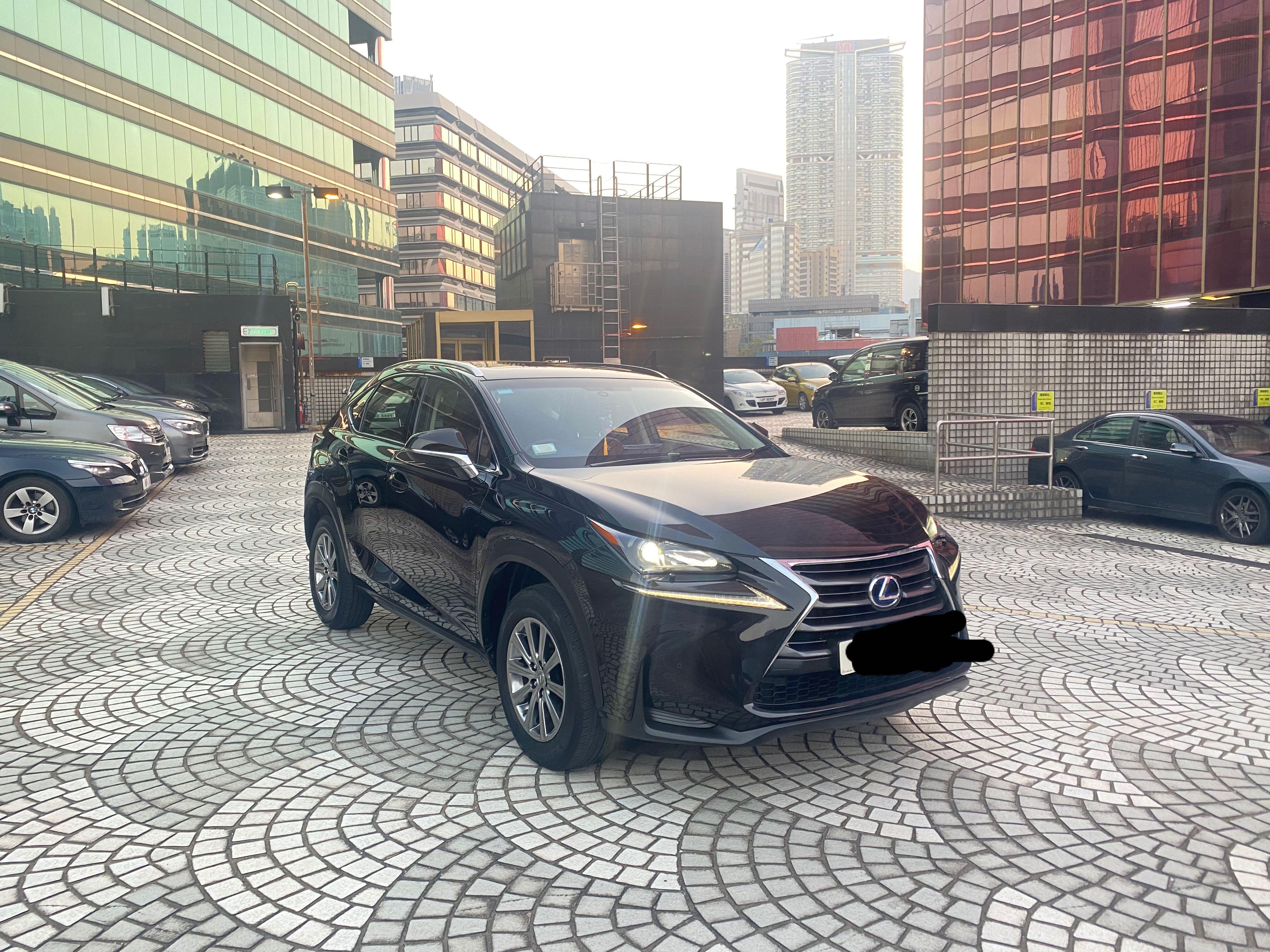 Lexus NX300H Luxury Hybrid (A)