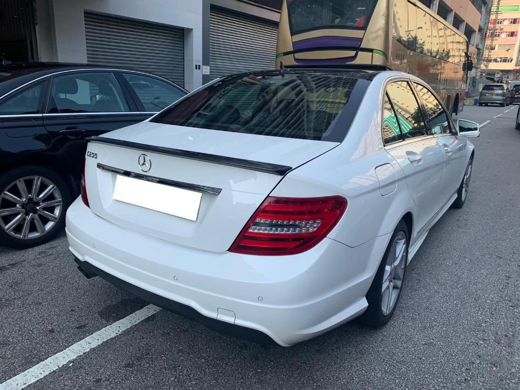 Mercedes-Benz C200 Edition C (A)