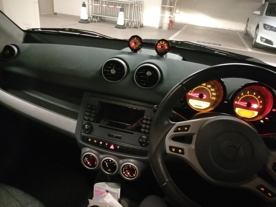 Mercedes-Benz smart forfour Auto