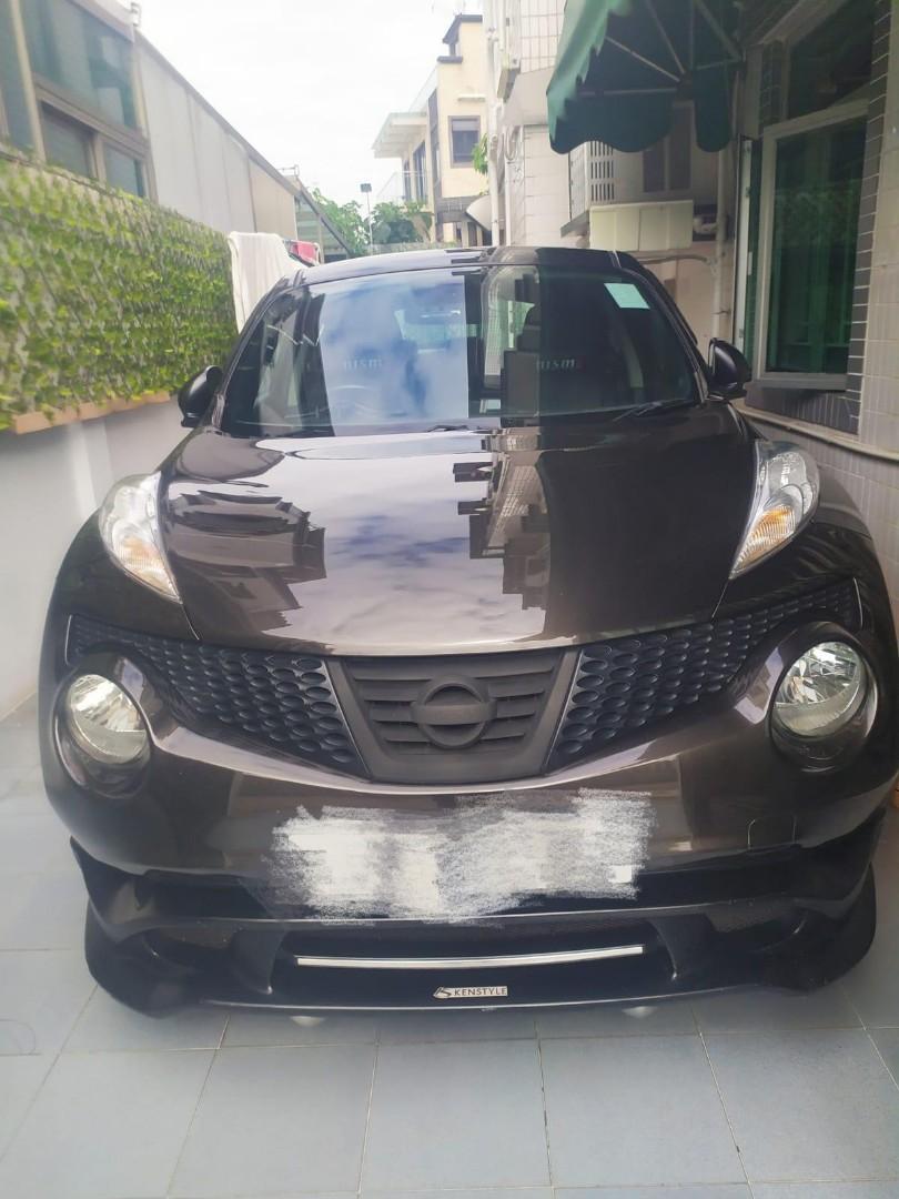 Nissan Juke 1.6 (A)