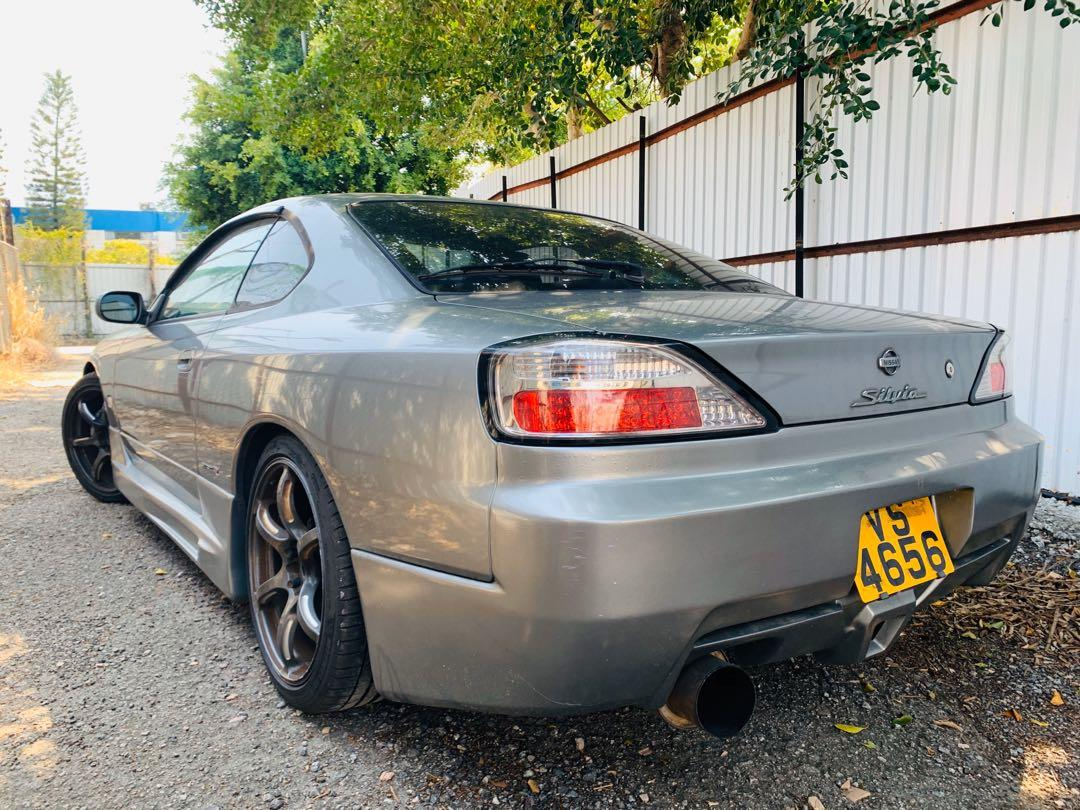 Nissan S15 S15 Manual