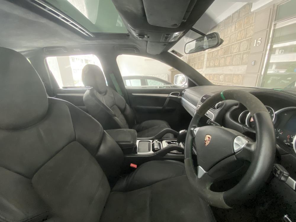 Porsche Cayenne 4.8 S GTS (A)