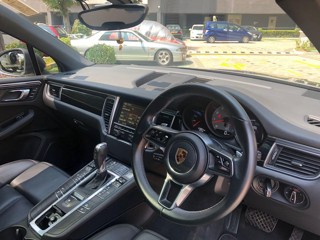 Porsche Macan 3.0 S V6 Auto