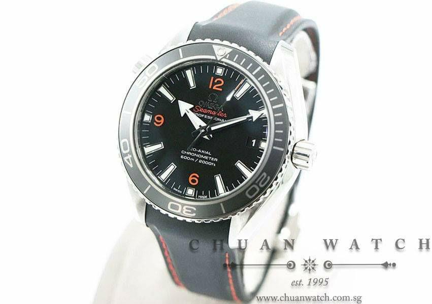 Pre-Owned Omega Seamaster Planet Ocean 600M Co-Axial 42mm 232.32.42.21.01.005 - Discontinued