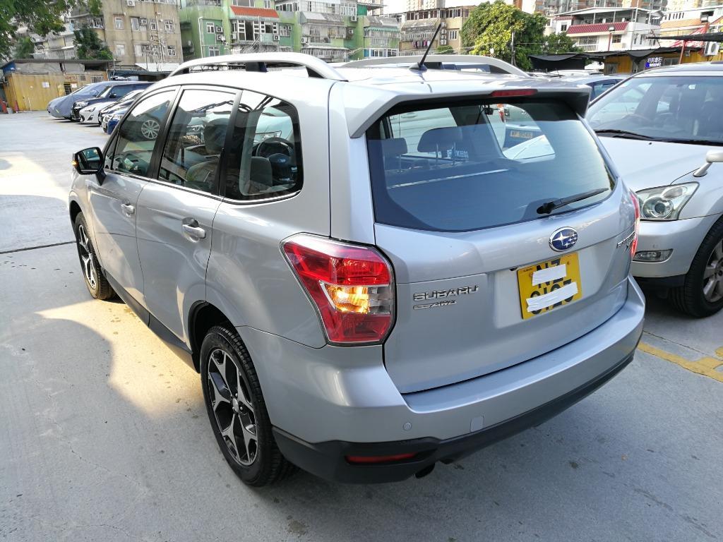 Subaru Forester 2.0 XT (A)