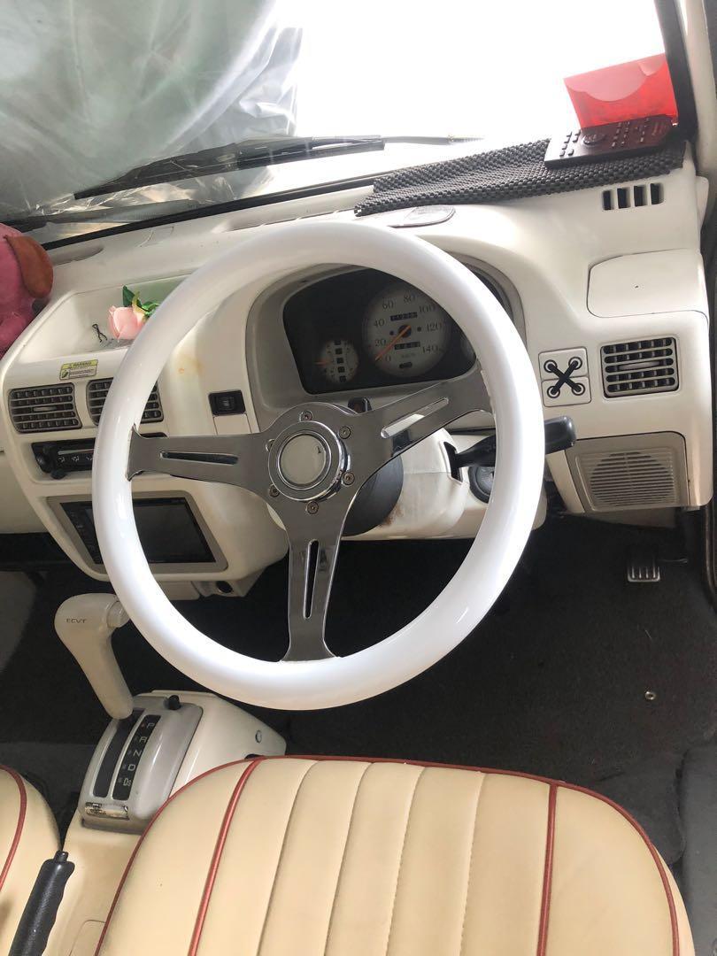 Subaru Sambar Sambar Auto