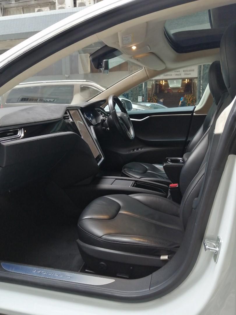 Tesla Model S P85D Auto
