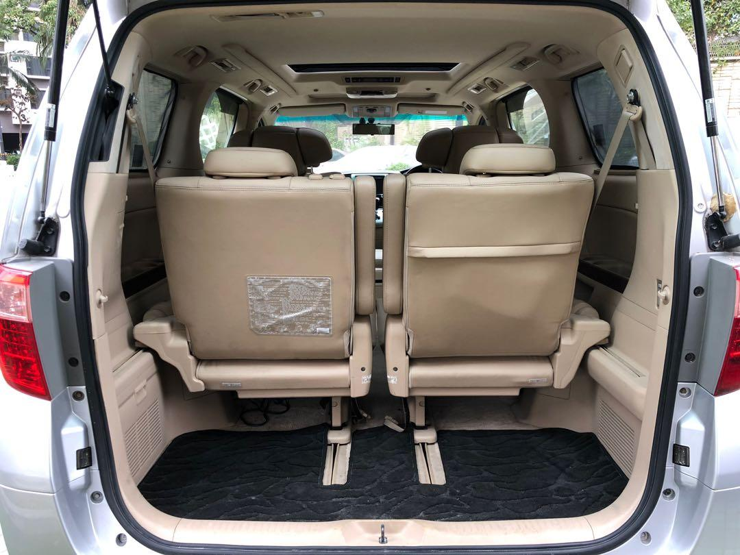 Toyota Alphard 3.5 G Auto