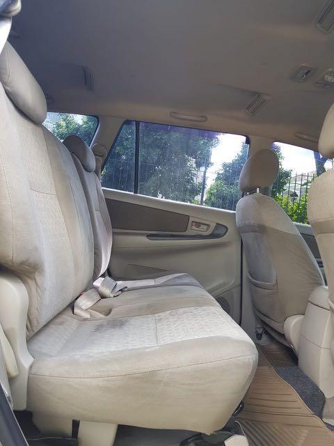 Toyota Kijang Innova 2.0 G AT Bensin 2012,Bagian Tak Terpisahkan Untuk Keluarga