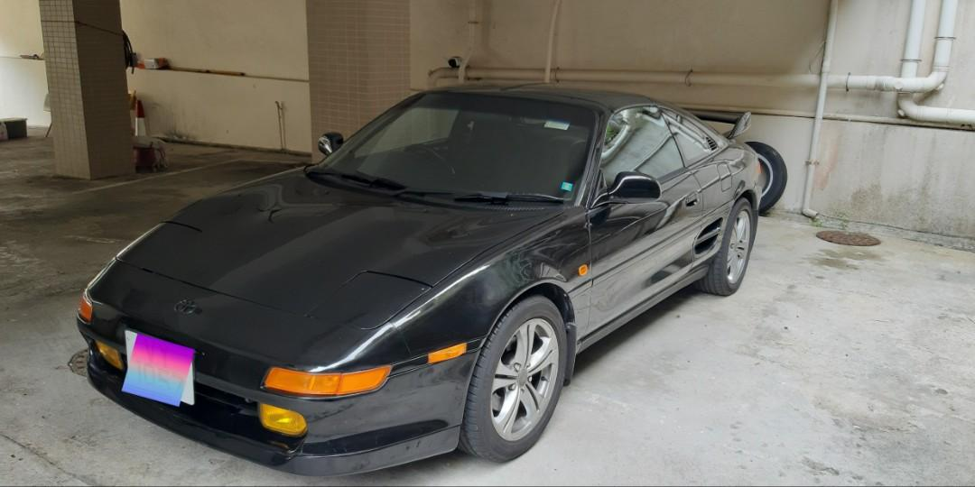 Toyota MR2 SW20 Manual