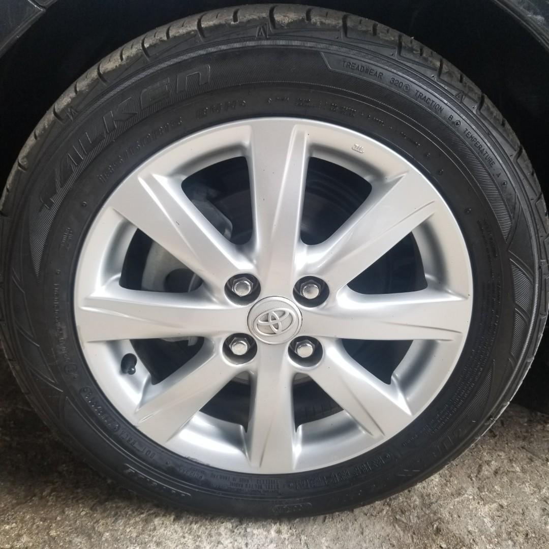 Toyota Prius C 1.5 Standard (A)