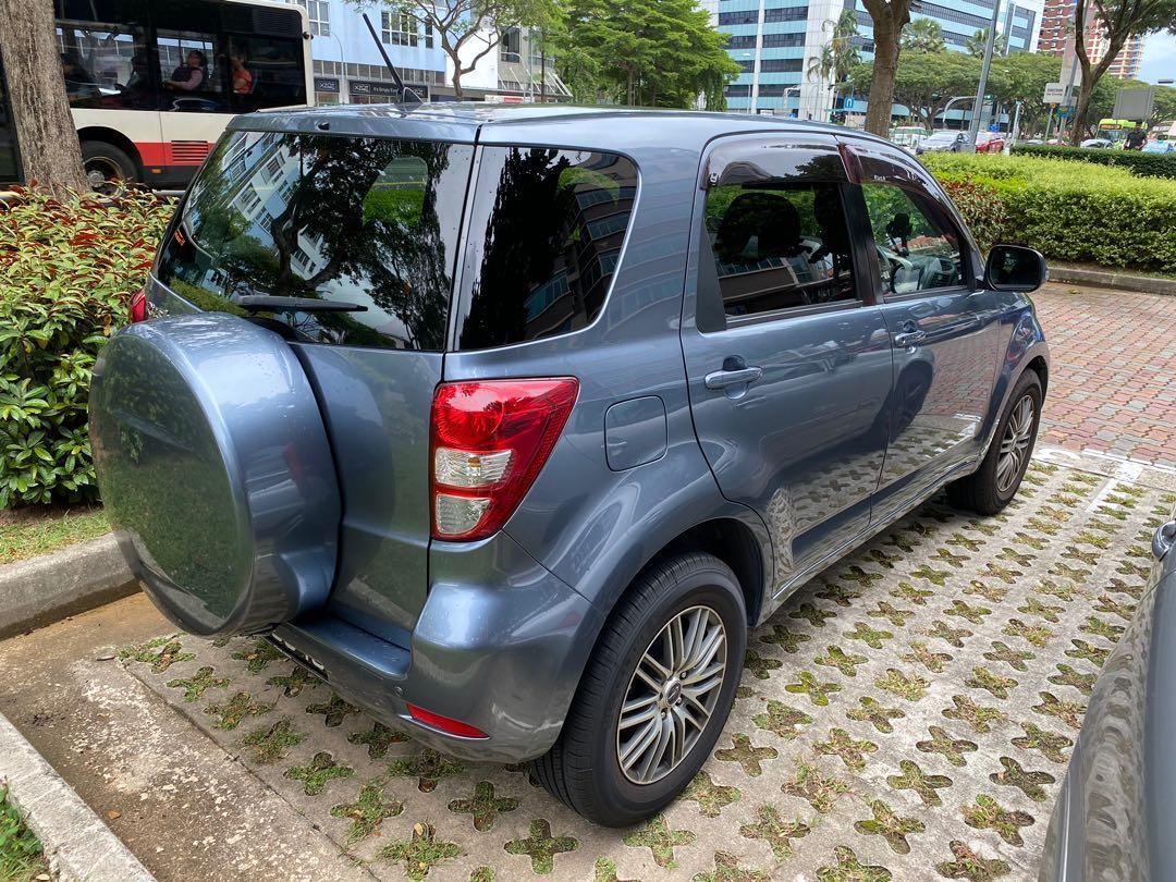 Toyota Rush 1.5A for rent rental short Long term leasing