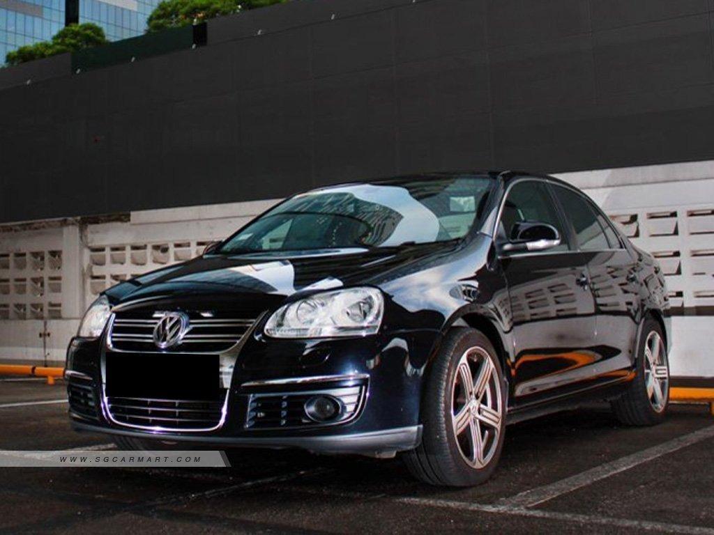 Volkswagen Jetta Sport 1.4 TSI (A)