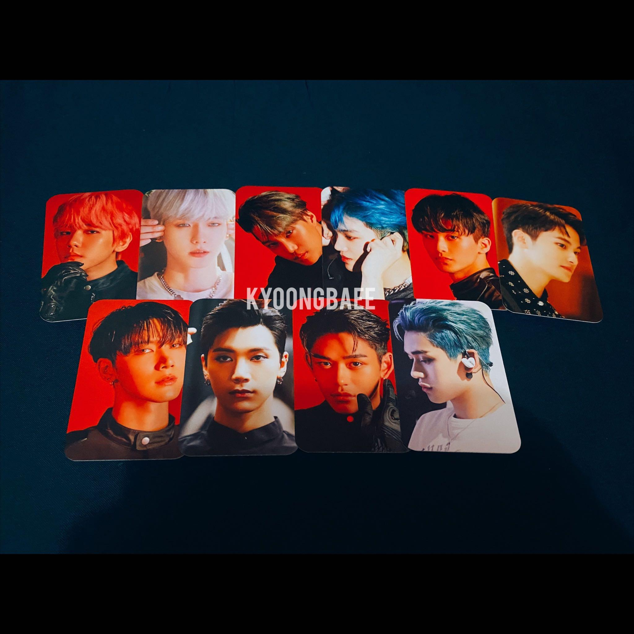 [WTS / READY STOCK] SUPERM NORTH AMERICA TOUR OFFICIAL PHOTOCARD