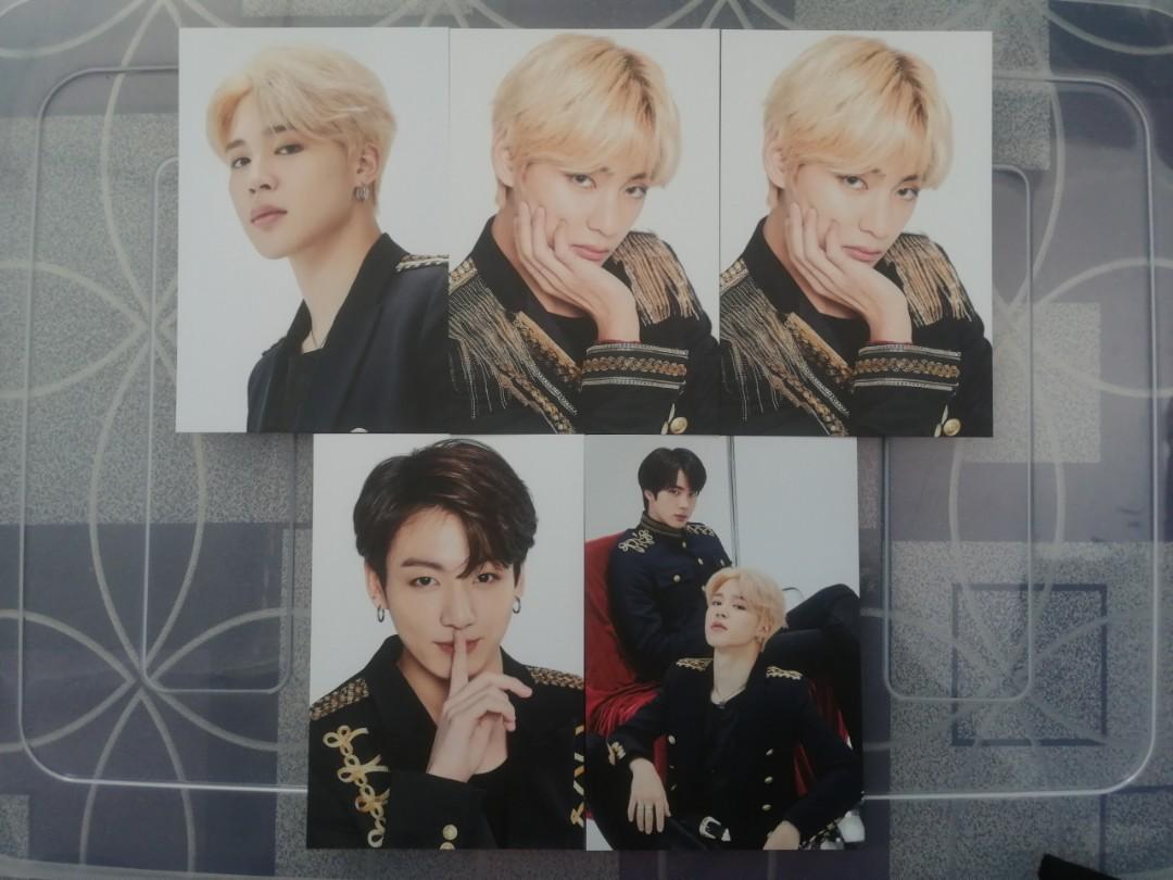 [WTS/WTT] BTS Speak Yourself The Final Official Photoset
