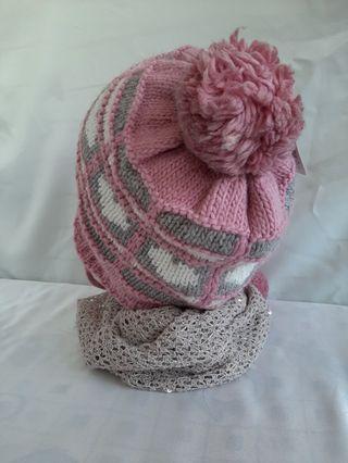 台灣製  雙層針織帽    現貨