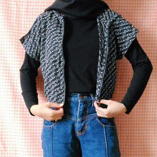 Crop Outer Jacket