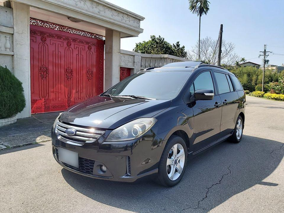 2011.4出廠i-Max家庭號七人座休旅車
