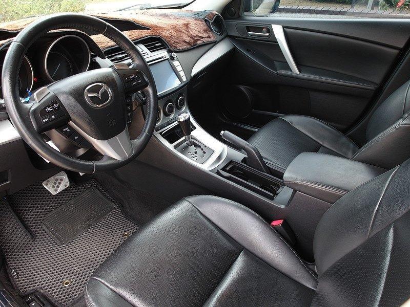 2012/Mazda/馬自達3/1.6cc/黑