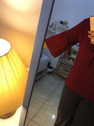 Blouse Merah Kondangan