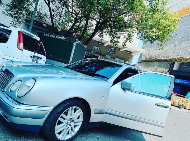 自售家用車 賓士1999年 W210 賓士