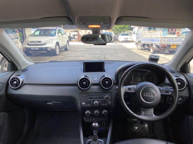 Audi A1 Sportback 1.4 TFSI S tronic S-Line 3-Dr (A)