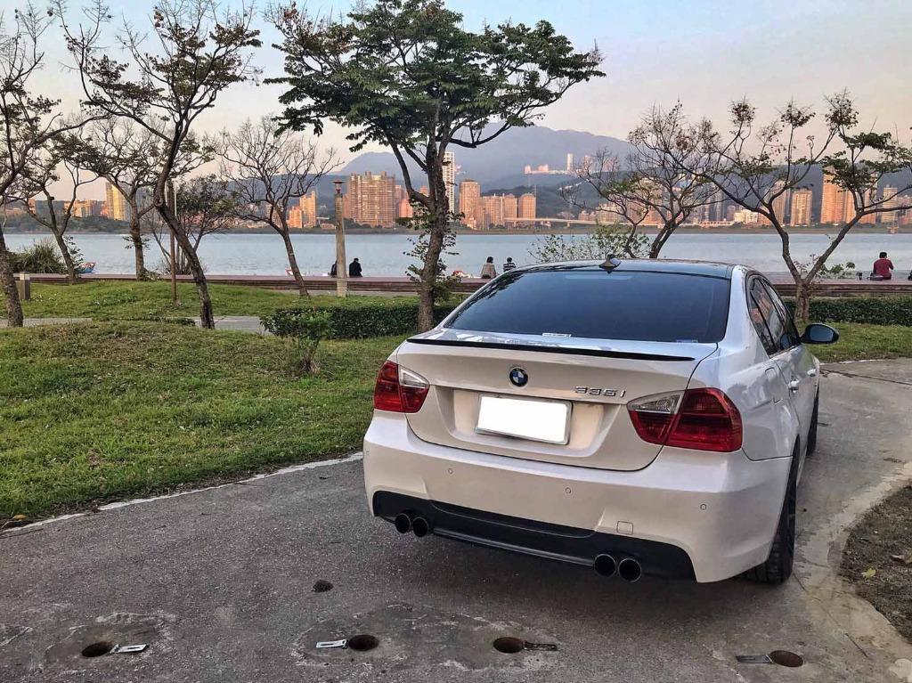 BMW 335I (2007)