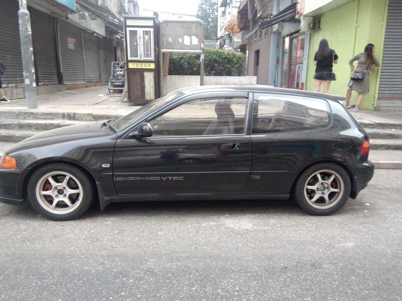 Honda Civic 1.6 VTI (M)