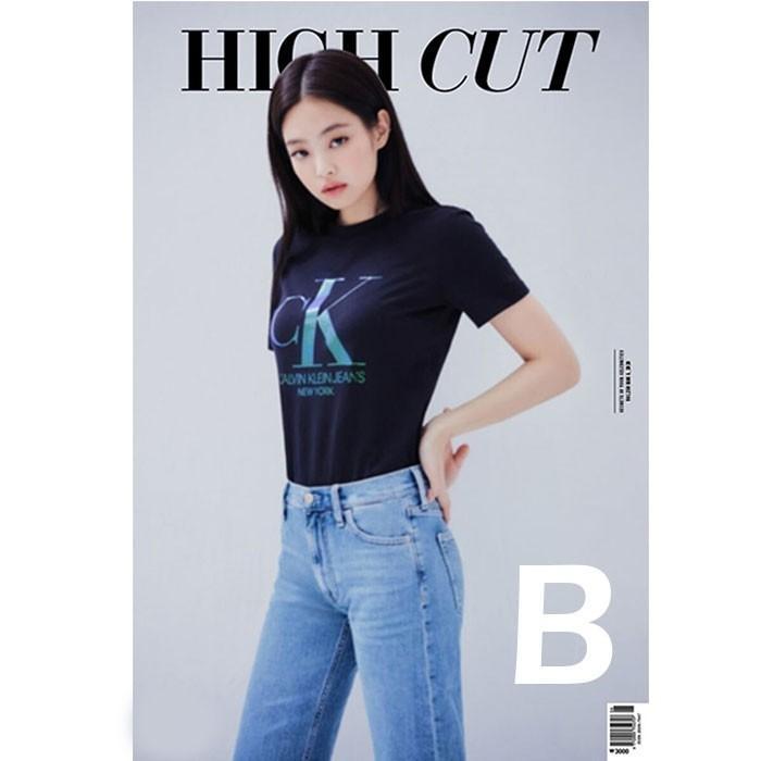 [KOREAN MAGAZINE] Highcut March 2020 Issue - JENNIE BLACKPINK COVER