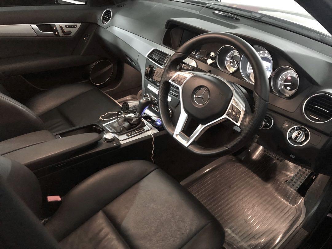 Mercedes-Benz C200 Estate CGI BlueEfficiency (A)