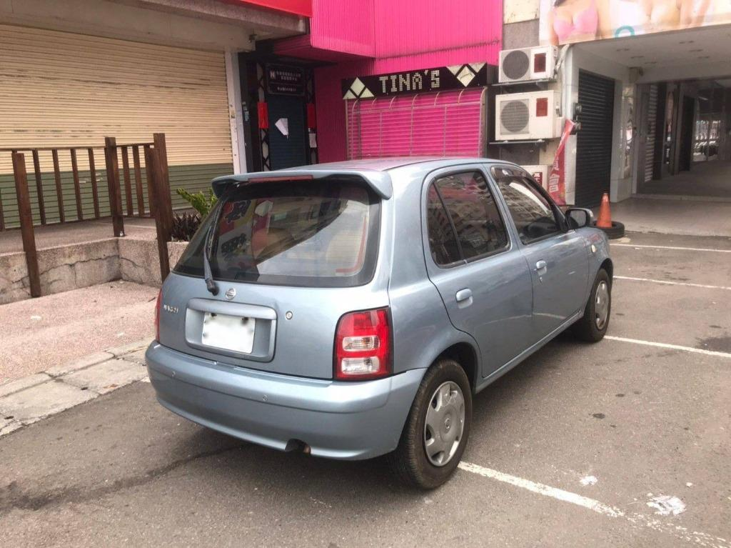 NISSAN MARCH (2007)