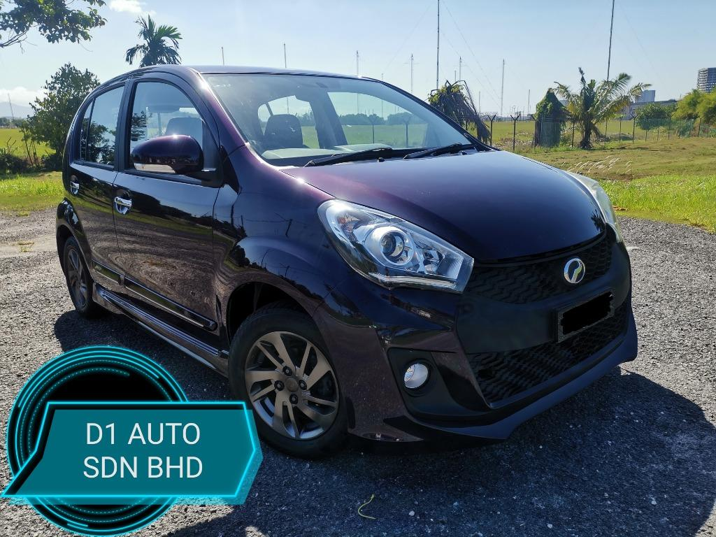 PERODUA MYVI 1.5 AT SE 1OWNER,NEW PAINT,NEW TIRE,ICON SPEC AIR BAG,ABS